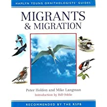 Migrants and Migration (Hamlyn Young Ornithologists' Guides) by Peter Holden (1994-02-24)