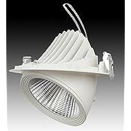 Lh&Fh Étincelle Éclairage intégré Éclairage encastré Eclairage Éclairage Éclairage Economie d'énergie 30W Cool White (5700k) Éclairage LED 185 * 160mm