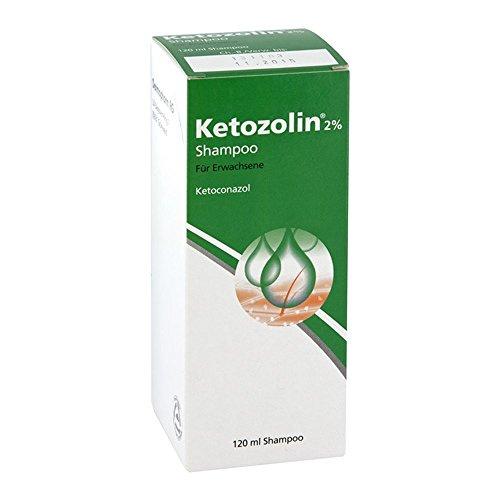Ketozolin 2% Shampoo 120 ml