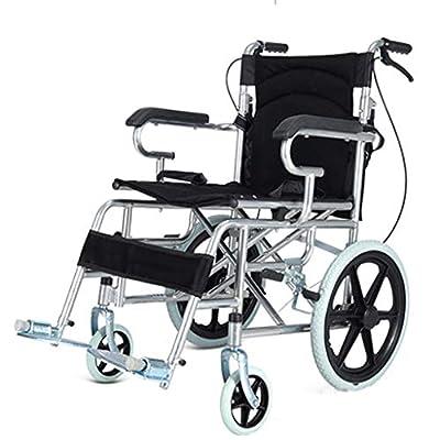Wheelchair Foldable wheelchair Senior travel wheelchair Disabled hand truck