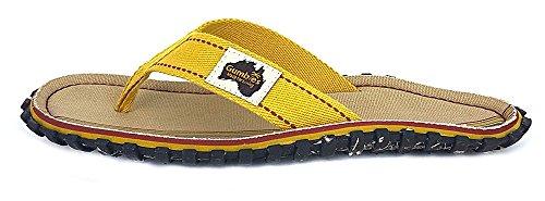 Gumbies Islanders Adulto Sandali Infradito Calzature Da Spiaggia Numero eu 36 - 12 UK Signature