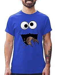 e2e0ebb8f803 Suchergebnis auf Amazon.de für  krümelmonster kostüm - T-Shirts ...