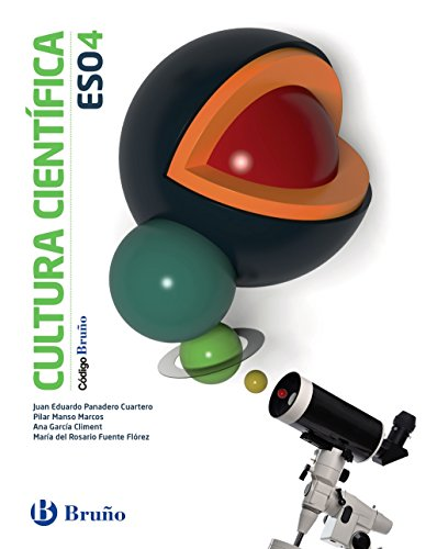 Código Bruño Cultura Científica 4 ESO - 9788469613559