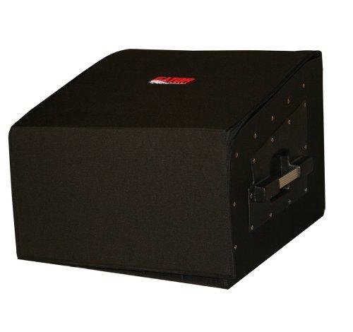 Gator 10U Top, 4U Seite Holz Konsole Audio Rack (grcw-10X 4) (Konsole Mixer Verstärker)