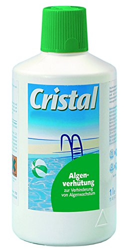 Cristal 1141341 Algenverhütung 1 L