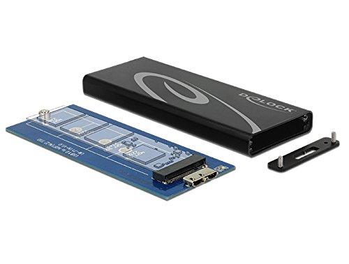 DeLOCK RAMKA 1zew. M.2 NGFF SSD->USB 3.1