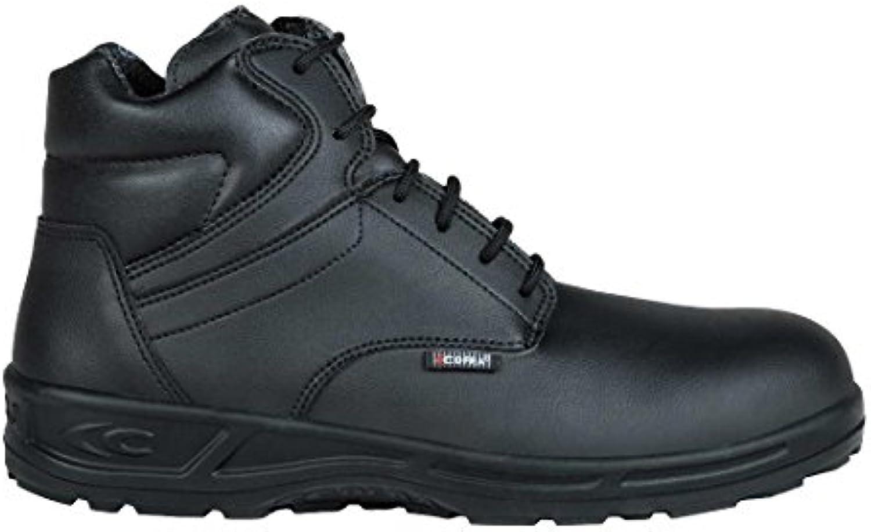 Cofra 76430 – 001.w40 zapatos, industria alimentaria,Ulisse, tamaño 6,5, negro