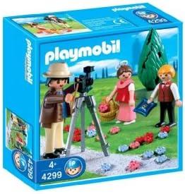 Playmobil - 4299 - Photographe avec  s D'Honneur   La Mode