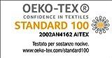 Savel, Proteggi Materasso Antiacaro impermeabile e transpirante. 100% Cotone. Singolo (80x200cm)