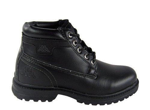 Kappa Dakota 4 Boots schwarz Schwarz (Black)