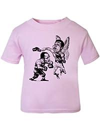 Ali & Frazer flotador dibujos animados bebé camiseta, ...