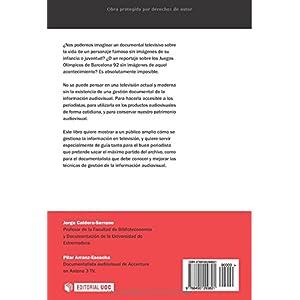 Documentación audiovisual en televisión (El Profesional de la Información)