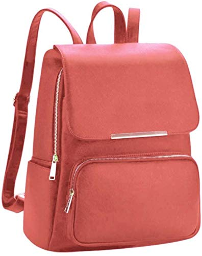 Best college bags flipkart in India 2020 JSPM® Women BackPack With Beautiul Peach Color Casual Backpak (SP-0290 Peach) Image 2