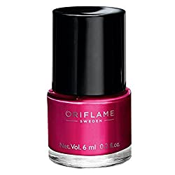 Oriflame Pure Colour Nail Polish (Hot Fuchsia)