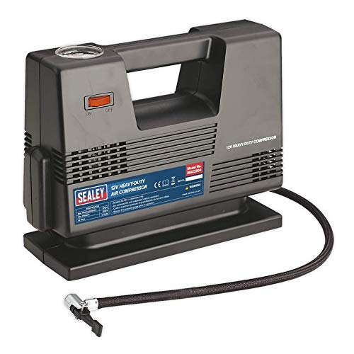 Sealey MAC2300 Air Compressor 12V Heavy-Duty