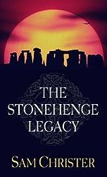The Stonehenge Legacy (Thorndike Press Large Print Thriller)