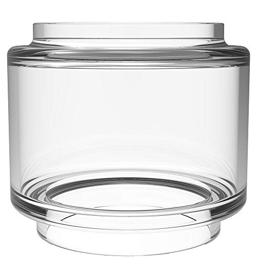 TFV12 Prince Bulb Pyrex Ersatzglas #2 8ml (packung von 3) Für Smok TFV12 Prince TFV12 Prince Ersetzen Sie das Feld