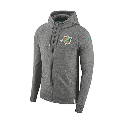 Nike NFL Miami Dolphins AW77 FZ Hood Medium (Hood Fz)