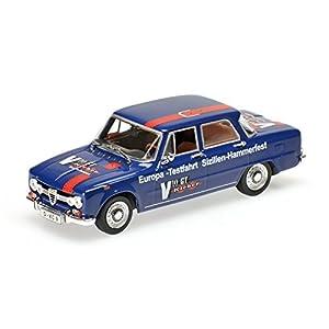 """Minichamps 400120905 - Báscula 1:43 """"1970 Alfa Romeo Giulia Hammerfest (Modelo Fundido)"""