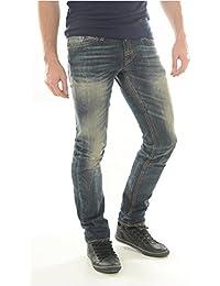 MELTIN'POT Jean slim / skinny - MANER D1577 BD285 - HOMME