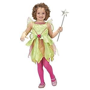 WIDMANN - Disfraz de hada para niños, multicolor, 116 cm / 4 - 5 años, 26245