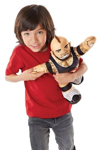 Mattel WWE Championship Brawlin Buddies Brodus Clay Figure