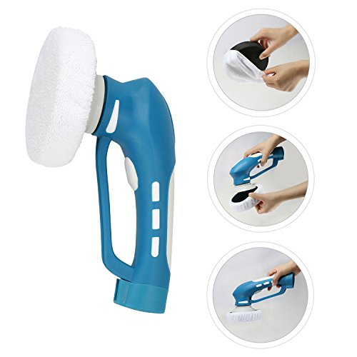 cordless handheld car polisher/waxing and buffing