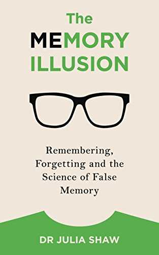 The Memory Illusion: Remembering, Forgetting, and the Science of False Memory por Dr Julia Shaw