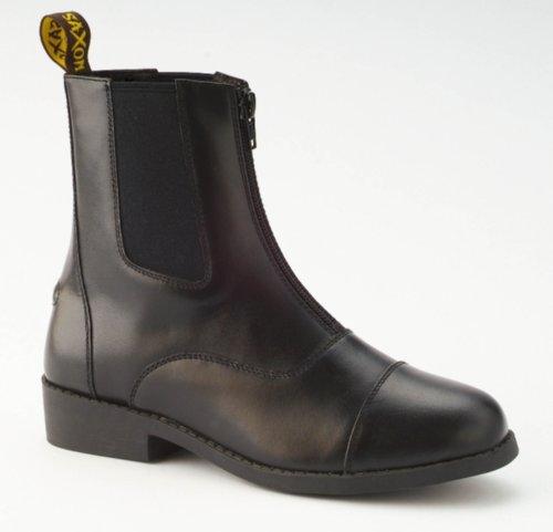 Saxon , Chaussures d'équitation pour homme Noir - noir