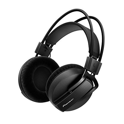 Pioneer HRM-7 Kopfhörer, Schwarz, ohrumschließend, 3,5mm, 5-40.000Hz, Dynamisch, mit Kopfband (2015 Dj Pioneer)