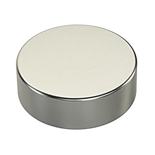 AOMAG® N52 Diameter 40mm x 20mm Round Neodymium Permanent Cylinder Magnets D40 x 20 mm