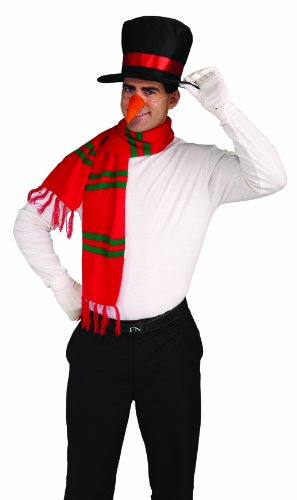(Holiday Snowman Costume Kit One Size)