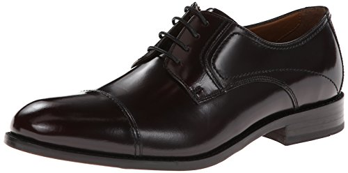 Bostonian Men's Calhoun Limit Oxford,Burgundy,10 W US -