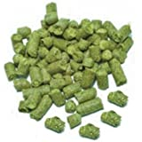 Cascade Finest Quality Hop Pellets 50g Pack - Supplied in Heavy Duty Resealable Pouch Home Brew Homebrew Beer