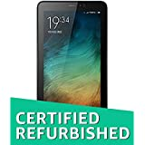 (CERTIFIED REFURBISHED) Micromax Canvas Tab P701 Tablet (7 inch, 16GB, Wi-Fi+ 4G with Voice Calling, 2GB RAM), Blue