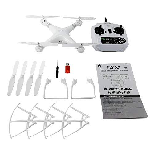 Peanutaso X52 Drone Lente Gran Angular Cámara