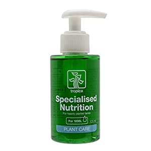 Tropica Plant Growth Specialised Fertilizer, 125 ml