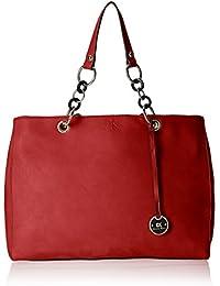 Diana Korr Women's Shoulder Bag (Red) (DK37HRED)