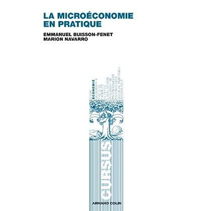 Micro-économie en pratique
