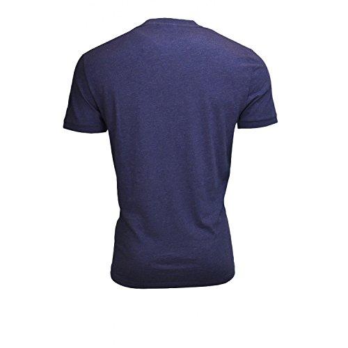 Lacoste Herren Langarmshirt Blau