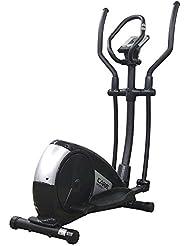 Vélo elliptique motorisé SPORTIS par Care   24 programmes   16 résistances motorisées   Capteur de pulsations cardiaques