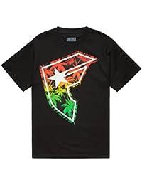 Famous Stars And Straps T-Shirt: Island Daze Boh BK
