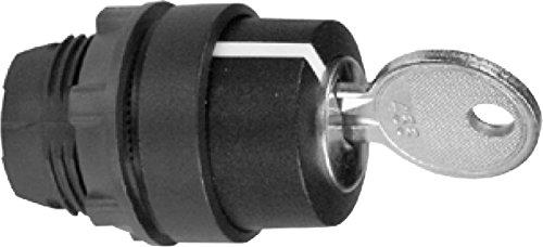 Schneider ZB5AG7 Frontelement für Schlüsselschalter 3 Stellungen ohne Rastung, Ronis 455, mittig, durchmesser 22 cm