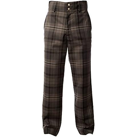 TARTAN TWEEDS -  Pantaloni  - Uomo