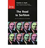 (Road to Serfdom: With the Intellectuals and Socialism) By F.A. Hayek (Author) Hardcover on (Aug , 2005)