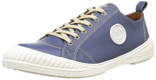 Pataugas Rock H2b, Baskets Basses Homme Bleu (Jean)