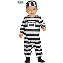 Disfraz de Prisionero Baby para bebés