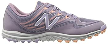 New Balance Womens Nbgw1006 Golf Shoe, Purple, 4.5 Uk 6