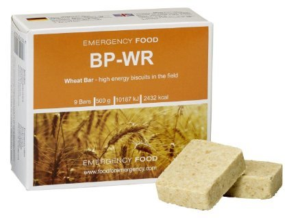 Lebenskraft BP-WR Emergency Food Long-Term Food, Cold and Hot-Edible 500 g 1