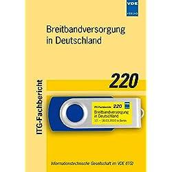 Breitbandversorgung in Deutschland, CD-ROMVorträge der 4. ITG-Fachkonferenz vom 17. bis 18. März 2010 in Berlin